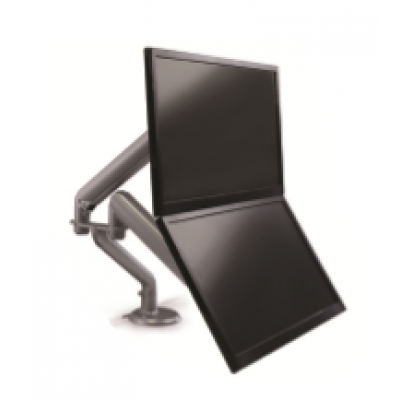 iMovR Tempo Dual-Screen Two Arm Monitor Arm