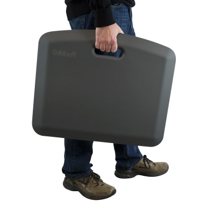 EcoLast Premium Portable Standing Mat Carried