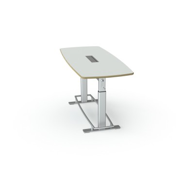Focal Upright Furniture's Confluence Collaboration Table