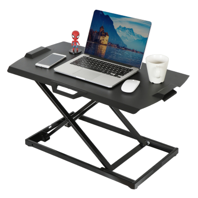 Eureka Ultra Slim Portable Sit-Stand Desk Converter Hero