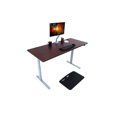 iMovR Lander Desk - Hero Shot