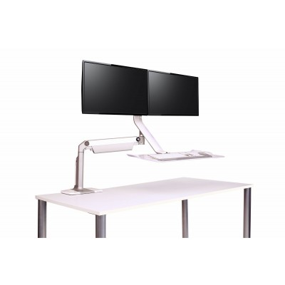 Humanscale Quickstand Lite Dual Monitors