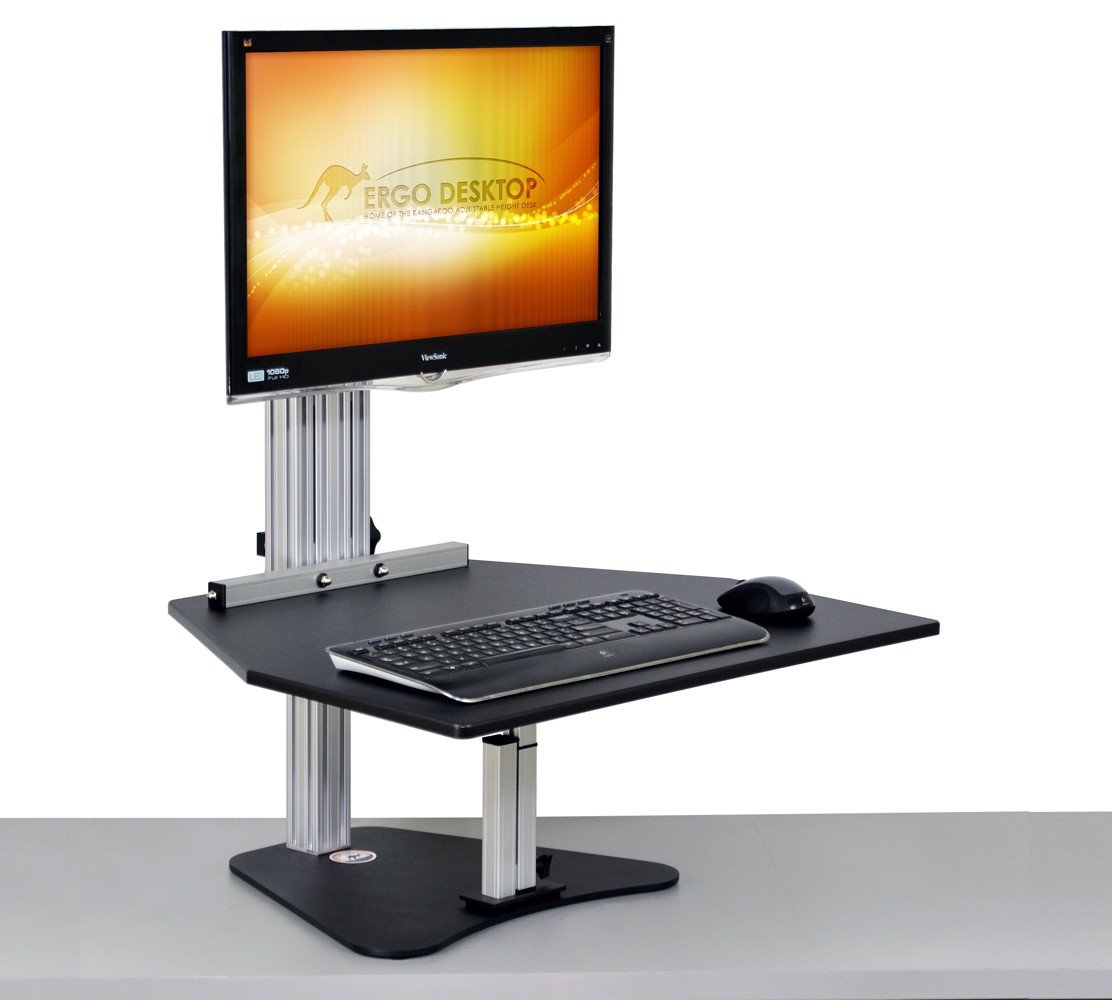Wallaby Sit Stand Workstation
