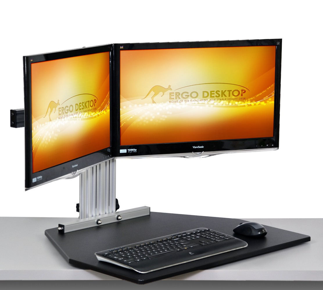 Wallaby Elite Sit Stand Workstation
