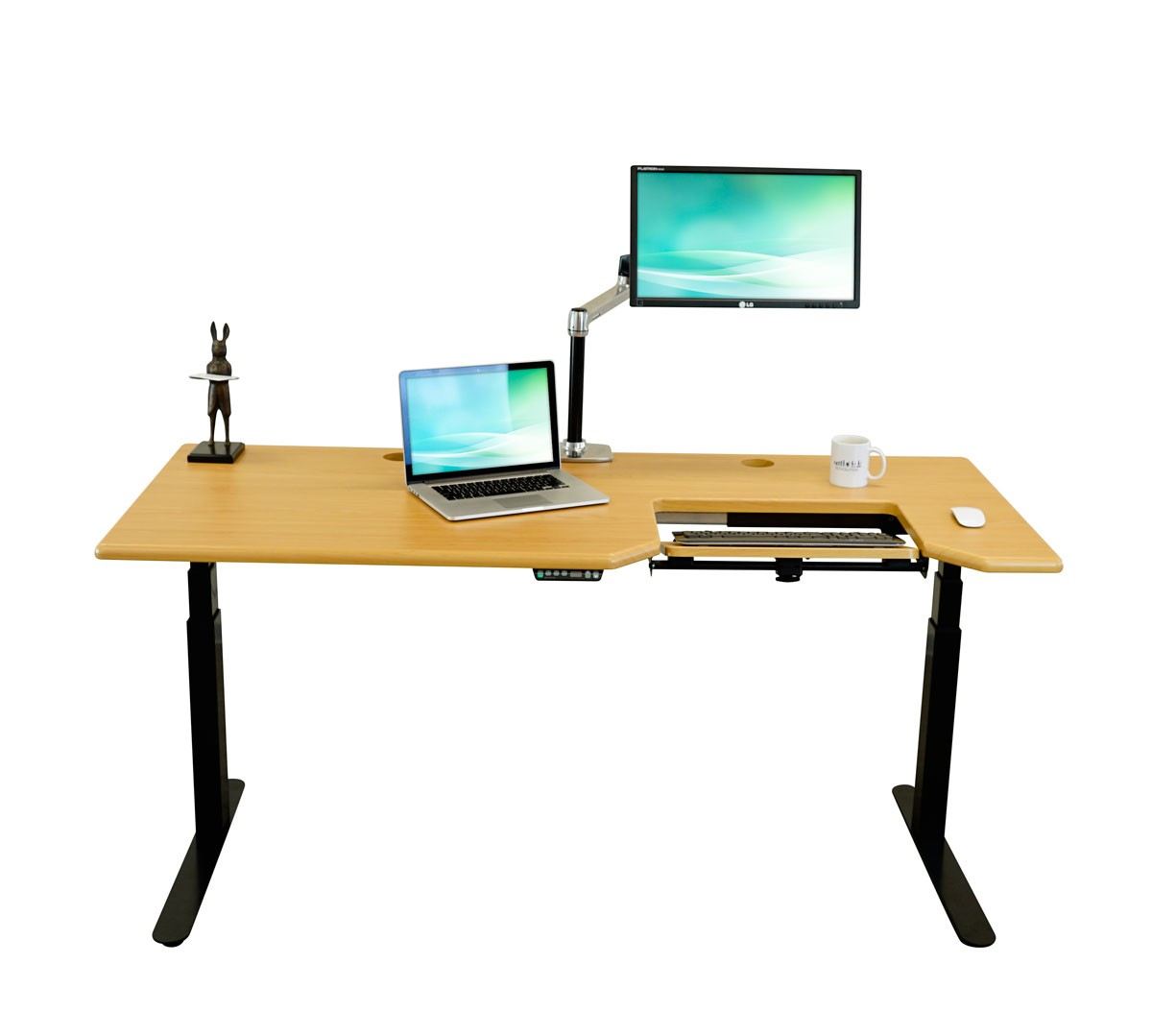Stand Up Desk Store Airrise Pro 100 Benching Mike D