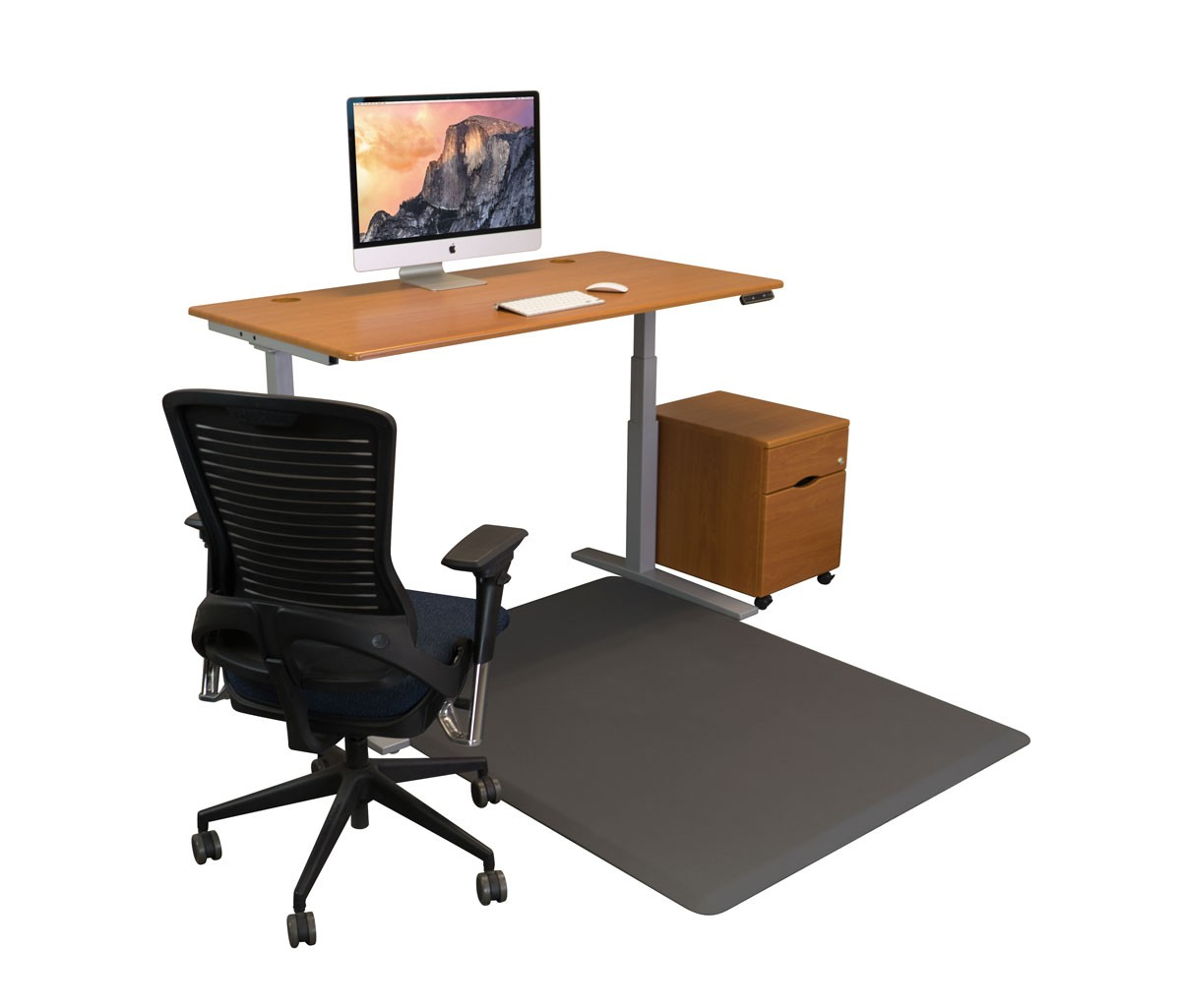 products varidesk floor anti groove activemat standing mat socks fatigue desk