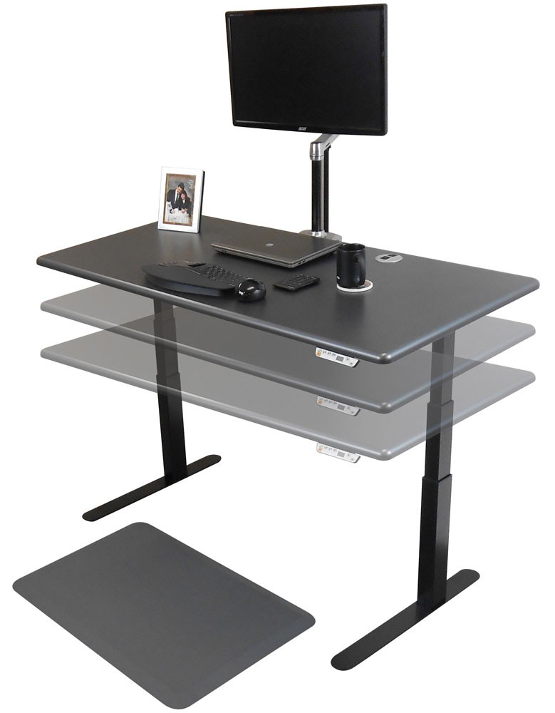 Thermodesk Elite Electric Standing Desk