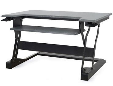 Ergotech Manual Sit To Stand Desk