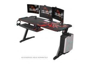 Eureka Ergonomic Z60 Gaming Desk Hero
