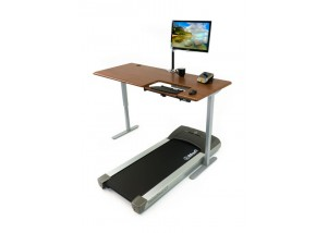 iMovR Cascade Treadmill Desk Workstation