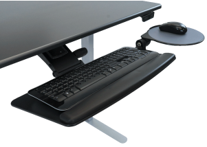 iMovR Stowaway Ergonomic Keyboard Tray
