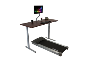 iMovR Lander Treadmill Desk - Hero Shot