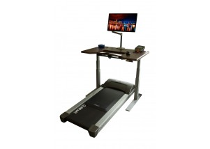 standing mat for use with treadmill desk