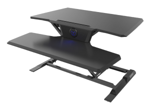 iMovR+Eureka Electric 31.5″ Standing Desk Converter Hero