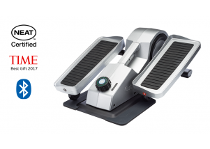Cubii Pro Under Desk Elliptical - Chrome