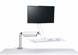 Humanscale QuickStand Lite (Single Monitor)