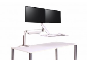 Humanscale QuickStand Lite (Dual Monitors)