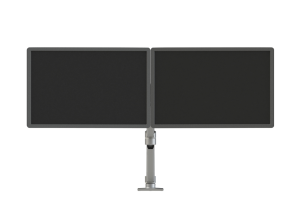 Xtend Dual Screen Crossbar Monitor Arm Hero