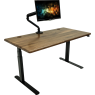 Lander Desk with Solid Wood Top - Full View