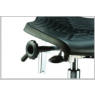 iMovR Tempo TreadTop Office Chair - adjustment lever and knob