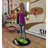 Vew-Do Zone Fitness/Standing Desk Balance Board in the gym