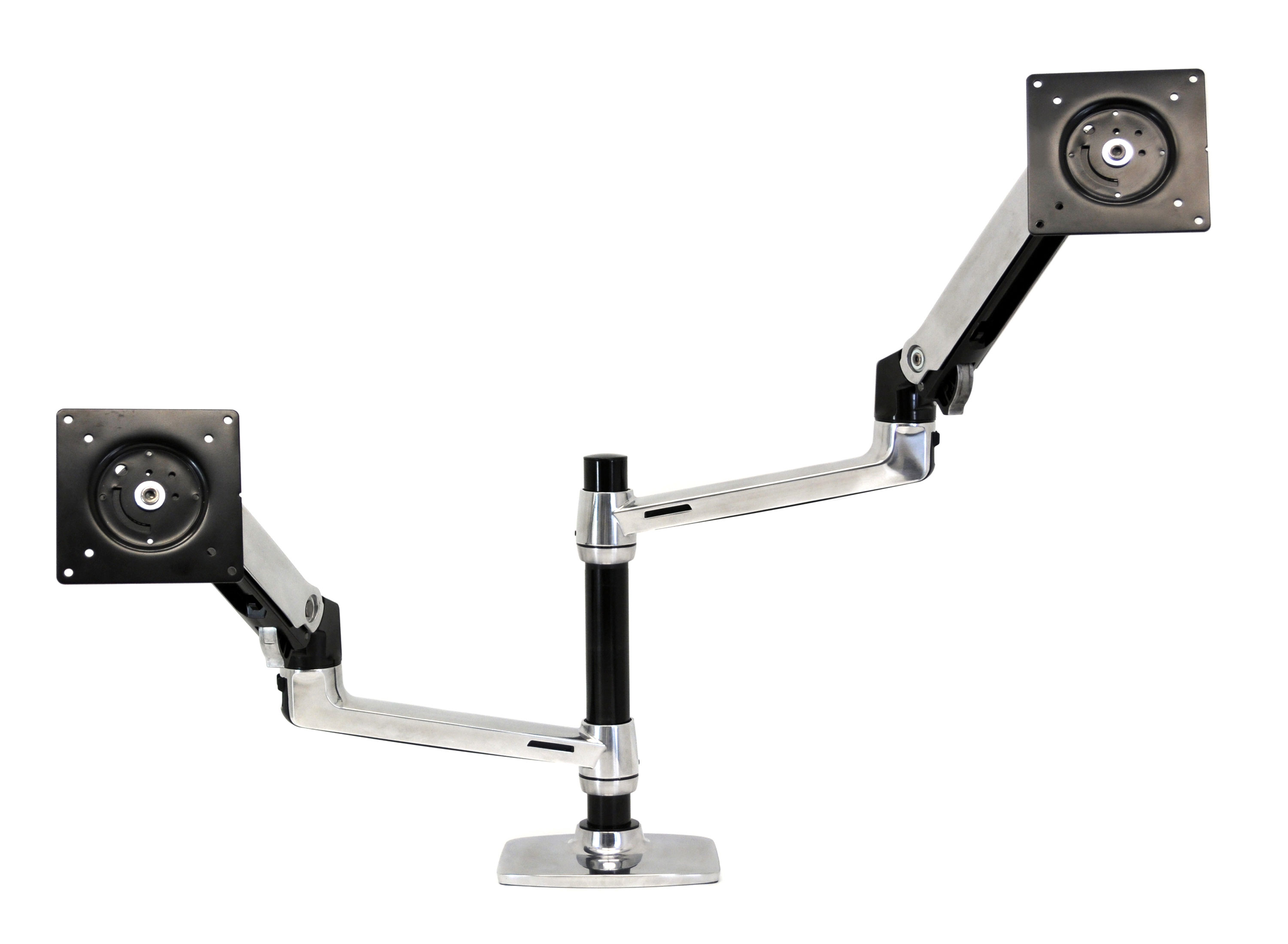 Ergotron LX Dual Stacking Arm - no monitors