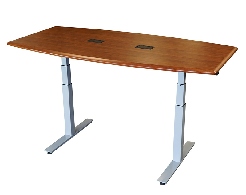 Adjustable Height Meeting Tables Conference Tables Standing - Desk with meeting table