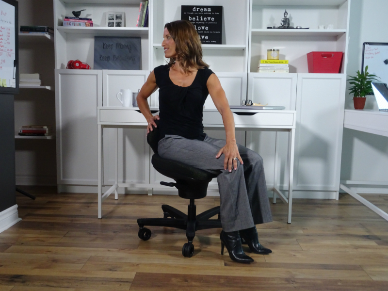 CoreChair Active Sitting Office Chair
