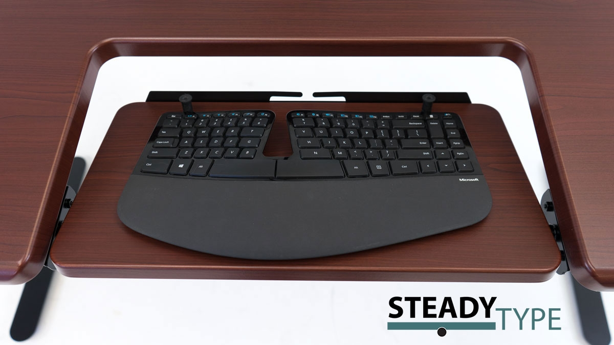 SteadyType Keyboard Tray