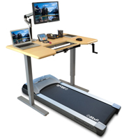 ThermoTread Denali Treadmill Desk