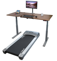 ThermoTread Olympus Treadmill Desk
