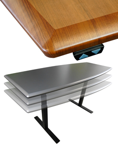 Adjustable Height Tables & Adjustable Height Conference Tables