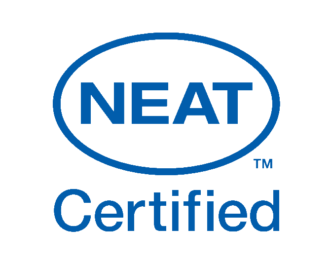 NEAT Certification Logo