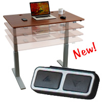 Shop Upsilon Stand Up Desks